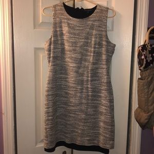 Banana Republic white and black dress!